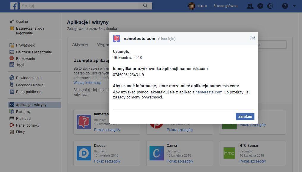 Aplikacje usunięte - jak uzyskać dostęp do danych?